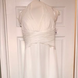 David's bridal gown -brand new with tag